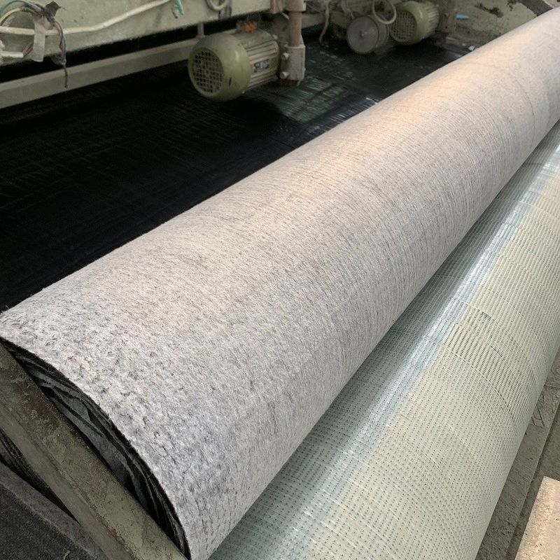 Culvert Lining Grey Gccm 8mm Cementitious Concrete Canvas Cloth